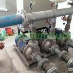 Lắp đặt hệ thống máy bơm công nghiệp
