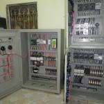 Thiết kế tủ điện cho hệ thống máy bơm xử lý nước thải