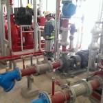 Sửa hệ thống máy bơm nước công nghiệp tại Hà Nội