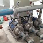 Sửa hệ thống máy bơm tăng áp tại Hải Dương