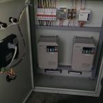 Thiết kế và lắp đặt tủ điện cho hệ thống máy bơm cấp nước