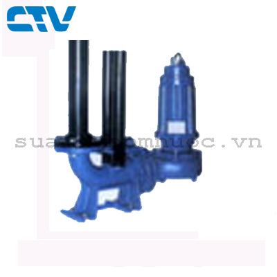 Sửa bơm chìm nước thải Vertix VFMT