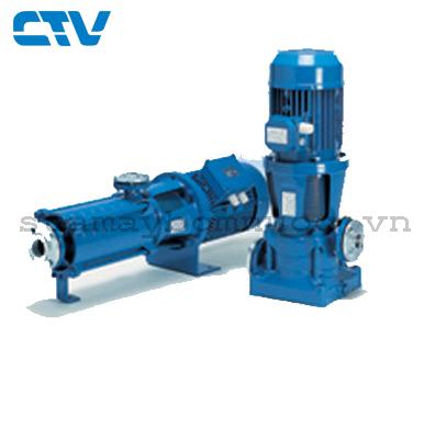 Sửa máy bơm nước Vertix VBMVA 3-5.5