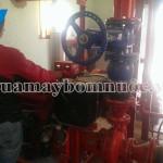 Sửa hệ thống máy bơm chữa cháy tại Quảng Ninh