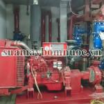 Thiết kế hệ thống phòng cháy chữa cháy