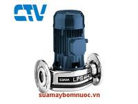 Sửa máy bơm Ebara Inline – Model LPS thumbnail