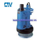 Sửa máy bơm hút bùn Tsurumi KRS822L thumbnail