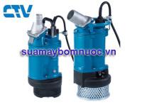 Sửa máy bơm chìm nước thải Tsurumi KTZE21.5 thumbnail