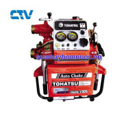 Sửa máy bơm chữa cháy Tohtasu V50 thumbnail