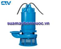 Sửa máy bơm nước thải Tsurumi GSZ-4 thumbnail