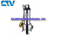 Sửa máy bơm nước thải Pentax MVS Liên doanh