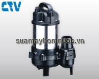Sửa máy bơm nước thả chìm nước thải APP SV-1500T thumbnail