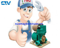 Sửa máy bơm nước Ebara FSSA
