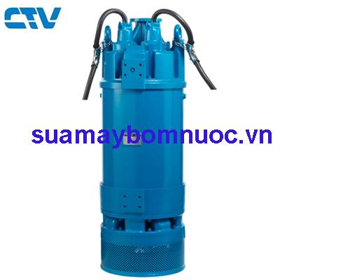 Máy bơm nước thải Tsurumi LH-W
