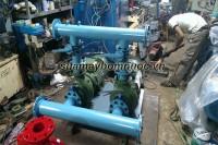 Lắp đặt hệ thống máy bơm tăng áp tại Bắc Ninh
