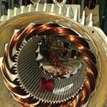 Quấn lại động cơ máy bơm nước tại trung tâm sửa chữa của Cường Thịnh Vương thumbnail