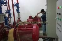Sửa máy bơm chữa cháy tại Bắc Ninh