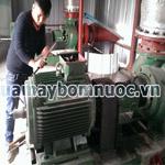 Sửa máy bơm công nghiệp tại Hải Dương