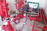 Sửa máy bơm nước Matra tại Hải Phòng