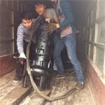 Sửa máy bơm thả chìm nước thải công suất lớn thumbnail