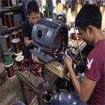 Sửa máy bơm nước công nghiệp tại Hoàng Mai-Hà Nội thumbnail