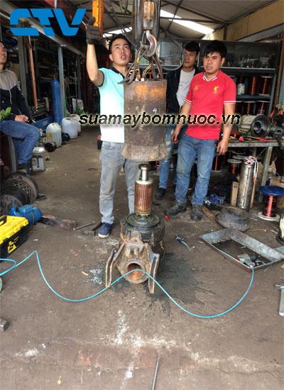 ctv-Tìm địa chỉ sửa máy bơm nước tốt nhất tại Hà Nội