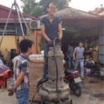 Thi công sửa máy bơm nước nhanh chóng tại Hà Nội thumbnail