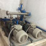 Bảo trì hệ thống máy bơm cấp nước cho các tòa nhà thumbnail