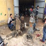 Sửa máy bơm chìm nước thải tại Miền Bắc thumbnail