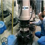 Sửa máy bơm chìm nước thải HOMA – Đức thumbnail